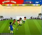 لعبة كرة قدم 2000 قديمة