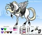 العاب تلوين الحصان الاسطوري