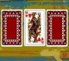 لعبة الورقات الثلاث , العاب ورق