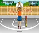 لعبة كرة السلة برشلونة