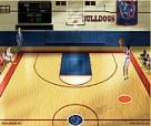 لعبة كرة السلة للبنات والاولاد
