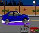 لعبة سيارات ثنائية