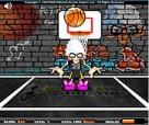 العاب كرة السلة الخطيرة