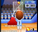 العاب صغيرة في كرة السلة