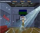 لعبة تدريب كرة السلة