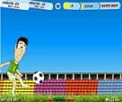 لعبة كرة قدم شقية
