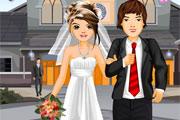 العاب تلبيس العريس والعروسة جديدة جدا